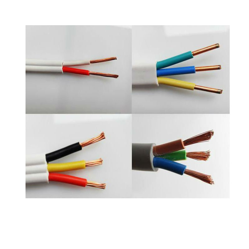 1.5 2.5 4 6 10 16 25 50 70 95 120 150 185 240mm2 BV/RVV cable and electrical wire