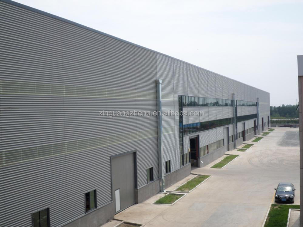 Modern low cost grain warehoue