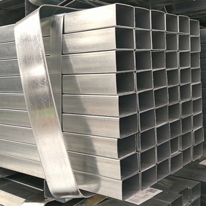 China Supplier New Hot Dipped Galvanized Ms Steel Square Tube/ Rectangular Steel Pipe/ Hollow Section