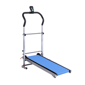 Household A Mini Treadmill Folding Mute Special Price Multi-function Lengthening Small Mechanical Treadmill