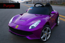 Wholesale beauty colorful kid electric car toy on ride electric car price high quality good sales