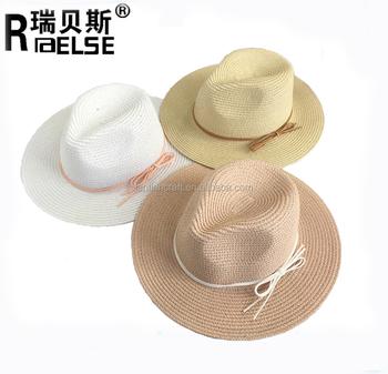 22340fed Factory Price Cheap Summer Sun Straw Mens Panama Hats - Buy ...