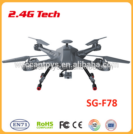 With LCD screen Rc Drone With Hd Camera The Most Popular Quadcopter Toys For 2016 High Quality Drone With Hd Camera