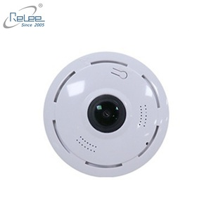 2018 first quater big quantity export electronic camera 1.3MP/2MP 360 degree night vision wireless ip camera cctv