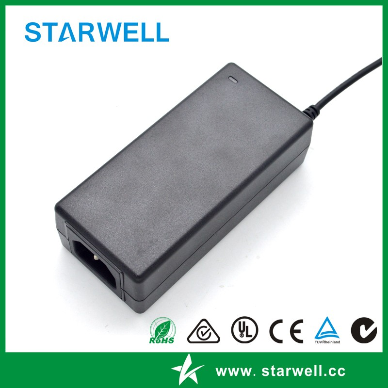 SW-01150600-S10 15V 6A 90W Battery charger laptop charger with UL CE FCC RCM CB CCC approval DOE LEVEL VI