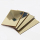No-toxic Easy clean 3mm thick golden mirror acrylic sheet Home Decoration Mirror Custom Acrylic Sheet