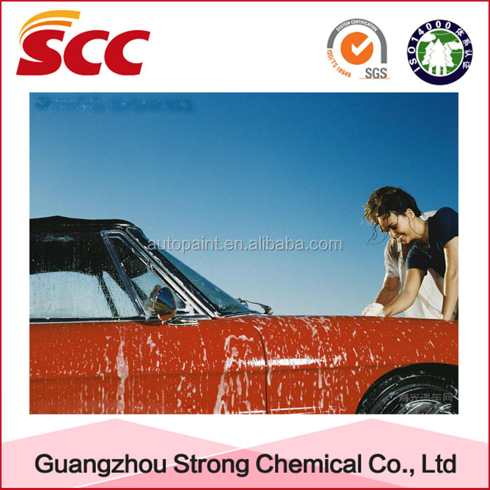 China manufacture acrylic basecoat car paint pearlescent