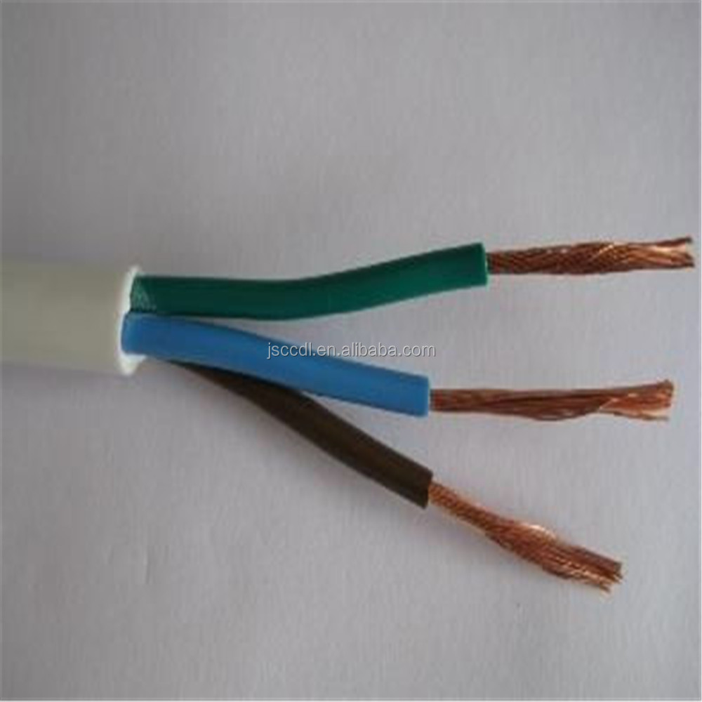 Pvc Electric Cable 3x6mm2, Pvc Electric Cable 3x6mm2 Suppliers and ...