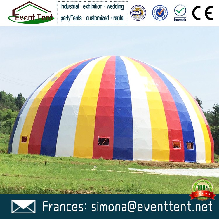 Inflatable Concrete Tent : Beautiful design inflatable camping tents lighting dome