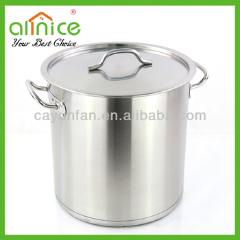 Big Capacity Hot Sale American Style Stainless Steel Stock Pot ...