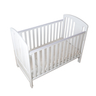 Housbay JCB-301 multifunction wooden baby cot bed