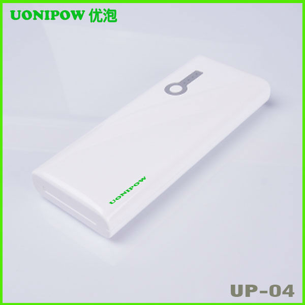 2 USB Ceramic 13000mah Portable Storage Battery Charger for Android Phone UONIPOW UP-04