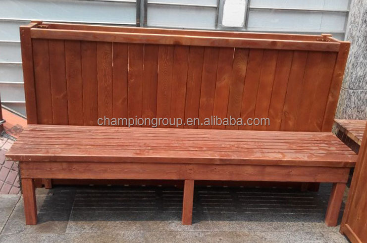 Phenomenal Wood Garden Bench With Flower Box Buy Wood Garden Bench Wooden Park Stool Wooden Garden Bench Product On Alibaba Com Evergreenethics Interior Chair Design Evergreenethicsorg