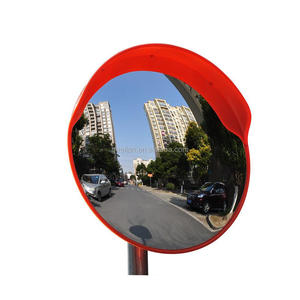 Hot sell High-definition Wide-angle Round Shape store security convex mirror supplier