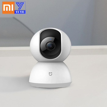 Updated Version Xiaomi Mijia Smart Camera Webcam 1080P WiFi Pan-tilt Night Vision 360 Angle Video Mi Camera View Baby Monitor