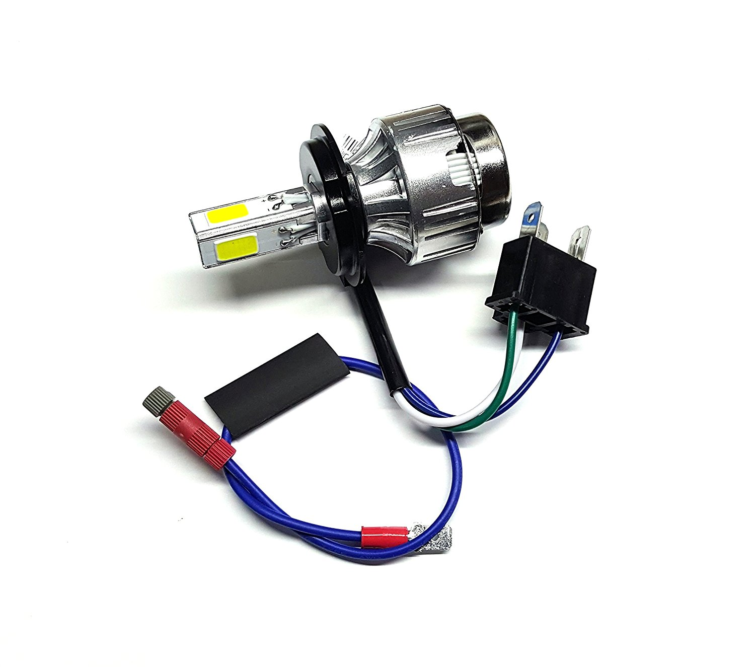 Cheap Honda Headlight Relay Find Deals On Oem H4 Wiring Harness System 4 Headl Light Bulb Get Quotations Grom Msx125 2014 2016 Led Conversion Kit Super Bright White 6000k