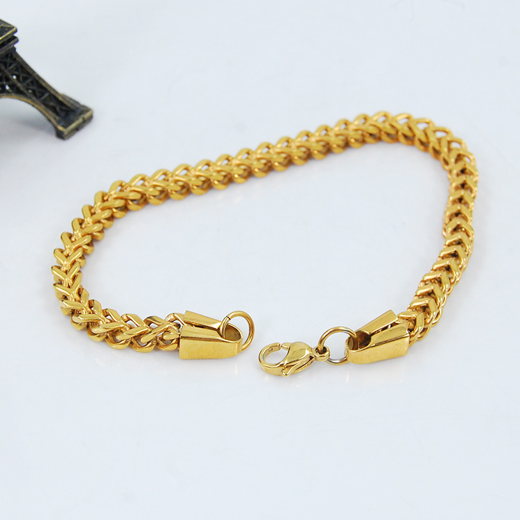 Tanishq Gold Bracelet Designs Chain Men Bracelet - Buy Tanishq ...