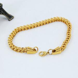 Tanishq Gold Bracelet Designs Chain Men Bracelet
