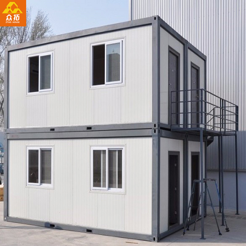 prefab portable shops / container building / mobile school / classroom dormitory house