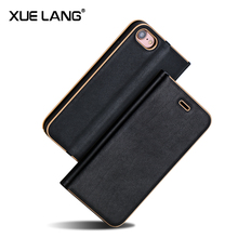 Plastic frame met PU Lederen Flip Cover Voor Xiaomi Redmi Note 3 3 S Pro 4 4A 4X Mi 5 4 S Max 2 5 S <span class=keywords><strong>Plus</strong></span> Note 2 5C 6 5X Case