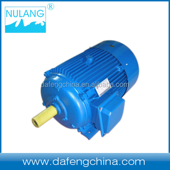 China manufacturer y series ac electric three phase 380 for Chinese electric motor manufacturers