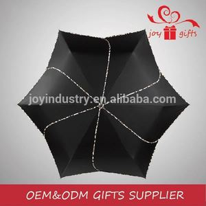 J1039Best selling Promotional windproof mini handheld parasol umbrella