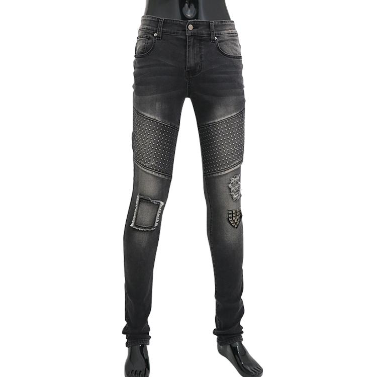 Los Hombres Pantalones De Mezclilla Negro De Algodon De Los Hombres Pantalones Vaqueros De Denim Buy Pantalones Vaqueros De Mezclilla De Algodon Para Hombre Product On Alibaba Com