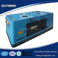 KEYPOWER Home-Use Sound Proof Prime Rating 10kVA Diesel Power Plants
