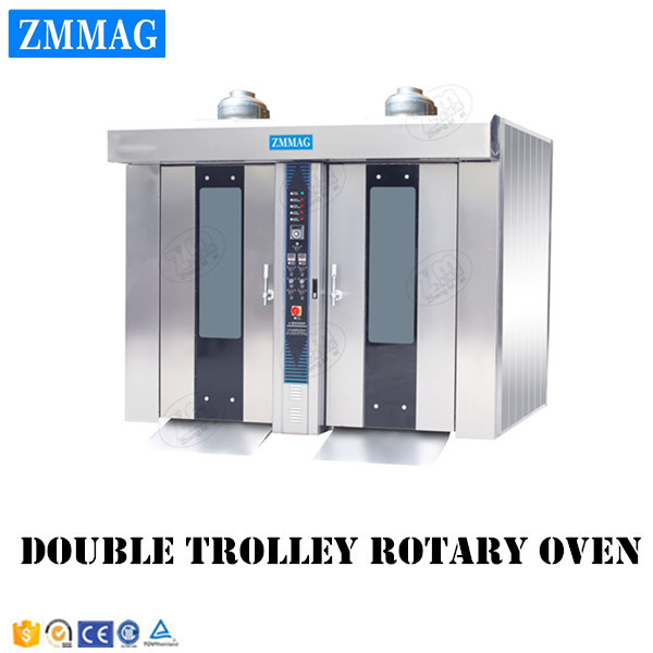 64 Trays Rotary Rack Oven