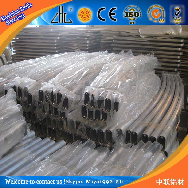 6063 T5 c&ing telescopic tent pole / auto a/c aluminum pipe fitting / aluminum : plastic tent pole fittings - memphite.com