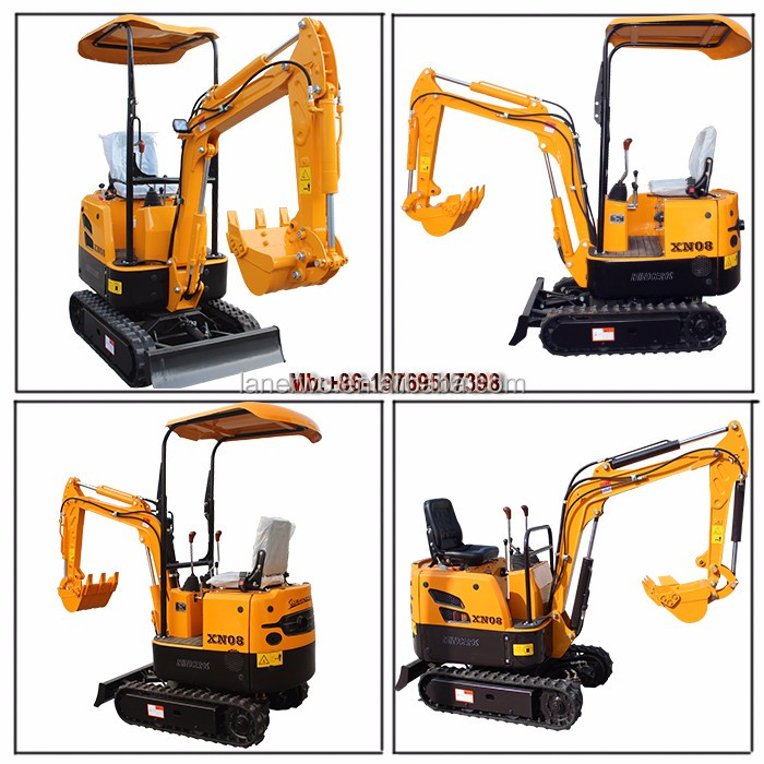 small digging machine for sale
