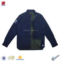 Mens Oversized Vintage stylish Navy Blue Denim Coat Jean Jacket