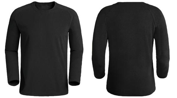 black hoodie no zipper