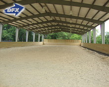 Prefabricated Light Steel Horse Stable
