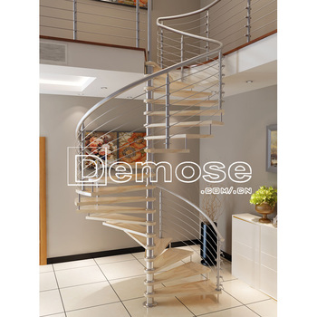 Prefabricated Exterior Stairs/prefabricated Stairs Steel/modern Steel Stairs