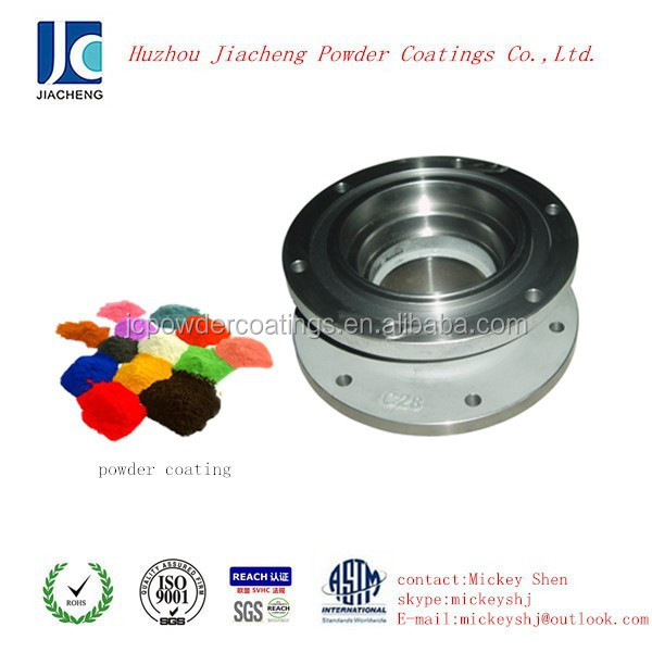 good quality metallic parts paints powder coatings