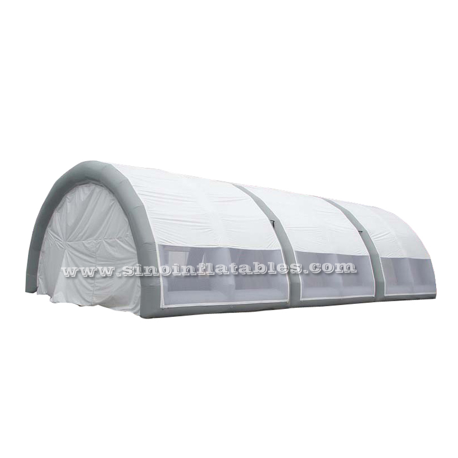 Outdoor multifunctional giant air tight inflatable tent made of heavy duty pvc tarpaulin from Sino Inflatables