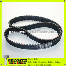 Auto drive engine timing belt para dodge colt mitsubishi l200 montero eclipse galant MD197144 MD339052 MD182294 MD323455 MB182294
