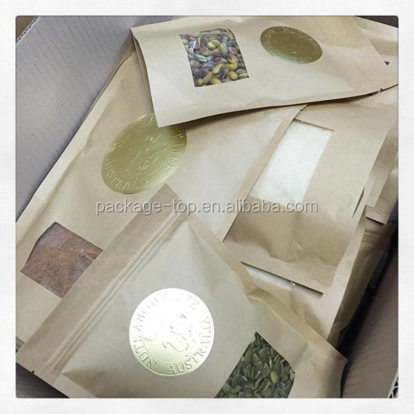 aliabab china supplier alu foil packet bag packaging for food coffee fruti nut tea zip lock bag made in china
