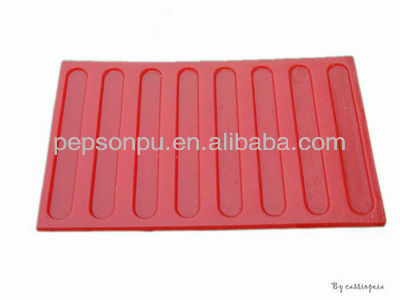 Urethane Stamp Tool of Concrete