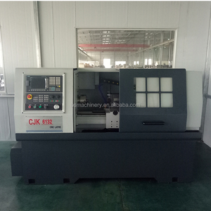 Quality assurance CJK6132 how to product cnc lathe