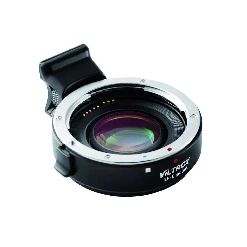 Viltrox Speed Booster Adapter Ef-e For Sony E Mount Camera Increase ...
