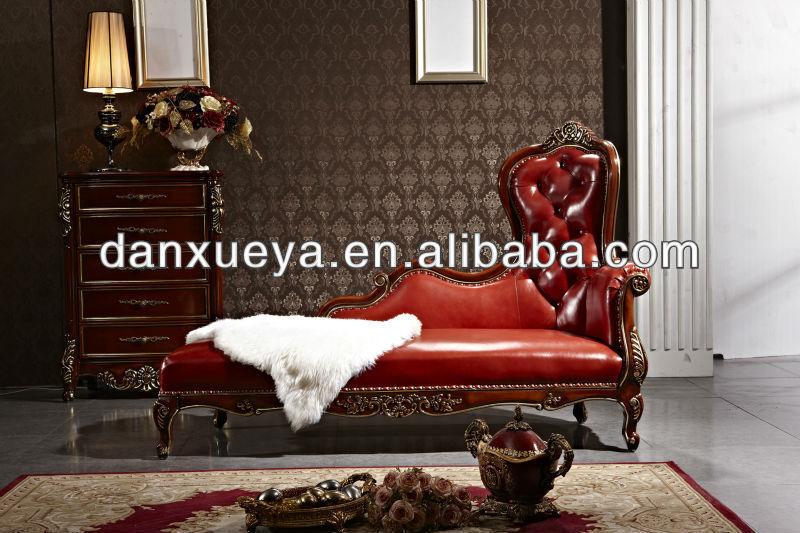Chaise Lounge Muebles Antiguos Reproducciones Barroco Y Luis Xv ...