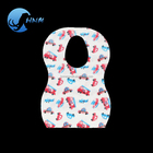 Print Bag Disposable Baby Bib Waterproof Safe And Soft Cute Disposable Paper Baby Bib
