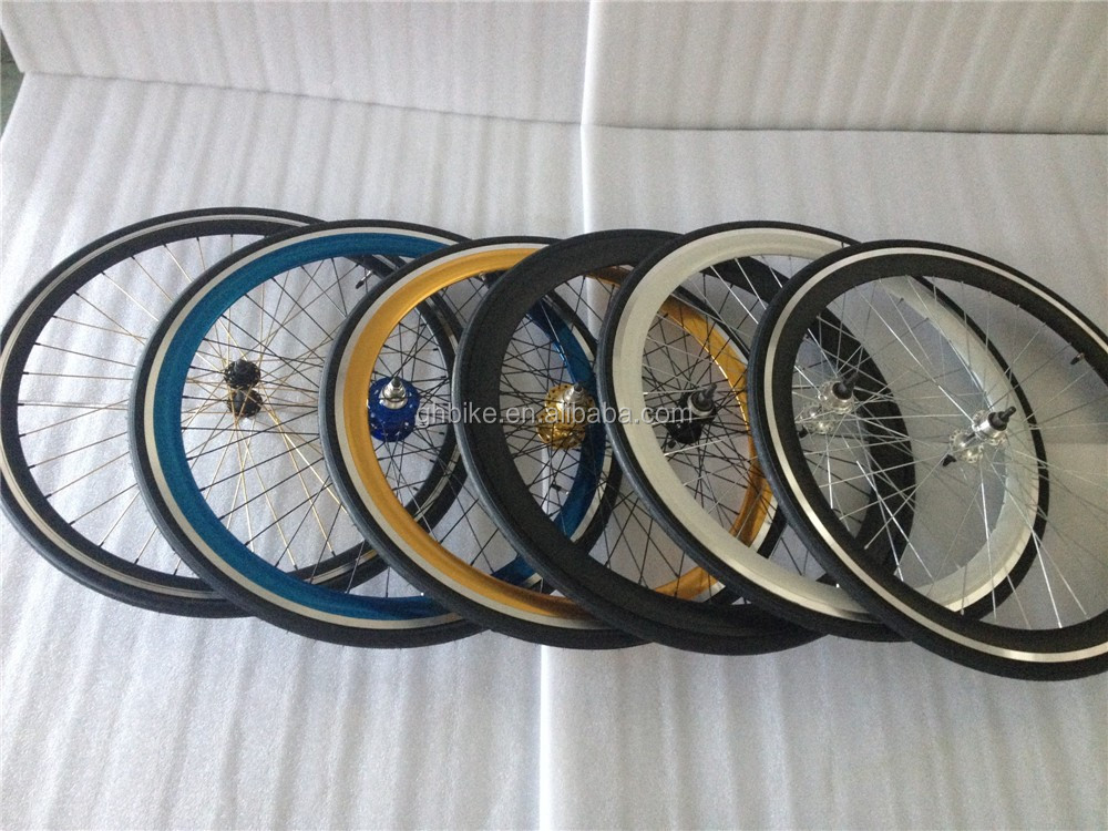 fixie wheelset fixie wheels