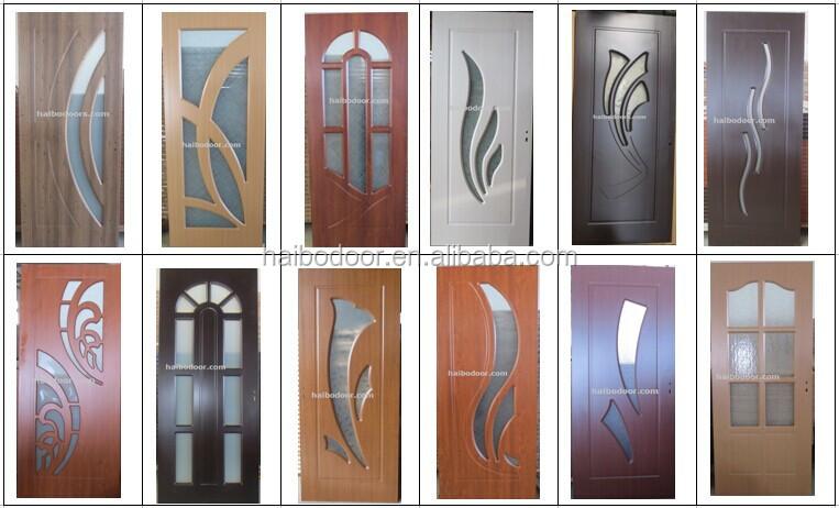 Double color PVC MDF Wooden door design & Double Color Pvc Mdf Wooden Door Design - Buy Door DesignDouble ... Pezcame.Com
