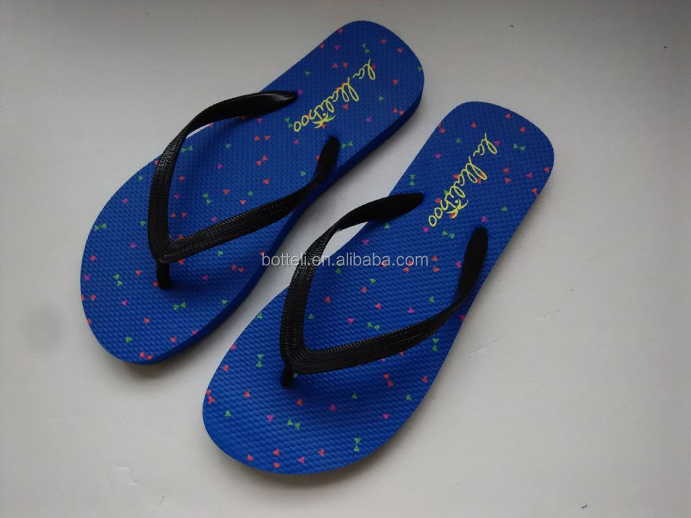 Factory Latest design cheap price flip flop make MOQ 100pairs slipper