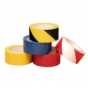 warning tape tape with glow