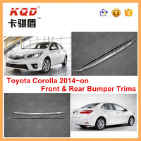 Car Accessories For Toyota Corolla Altis 2014 Bumper Toyota ...