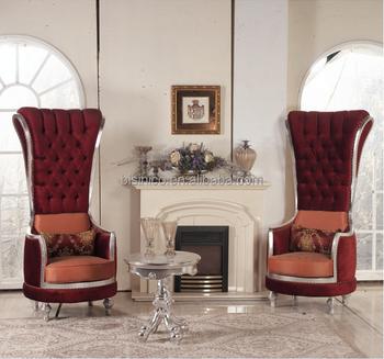 Bisini Fashionable Living Room Set,European Style Queen Throne Sofa ...
